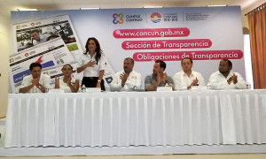 cancun opaco transparencia