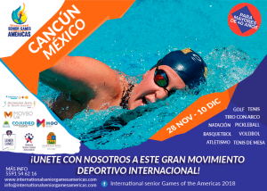 Senior Games of America Cancun